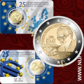 2019 Belgija 2 EUR (European Monetary Institute)