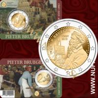 2019 Belgija 2 EUR (Pieter Bruegel)