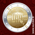 2019 Estonija 2 EUR (University of Tartu)