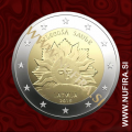2019 Latvija 2 EUR (Rising Sun)