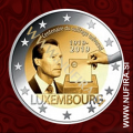 2019 Luksemburg 2 EUR (Voting Right)