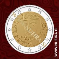 2019 Slovaška 2 EUR (Milan Rastislav Stefanik)