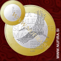 2019 Slovenija 3 EUR (Prekmurje)