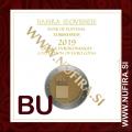 2019 Slovenija SET BU (1c - 2 EUR + 2 EUR + 3 EUR)