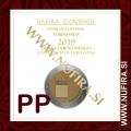 2019 Slovenija SET PP (1c - 2 EUR + 2 EUR + 3 EUR)