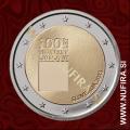 2019 Slovenija 2 EUR (Univerza v Ljubljani)