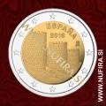 2019 Španija 2 EUR (Walls of Avila)
