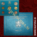2019 Vatikan SET BU (1c - 2 EUR)