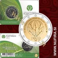 2020 Belgija 2 EUR (Plant Health)