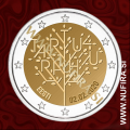 2020 Estonija 2 EUR (Peace Treaty)