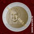 2020 Italija 2 EUR (Maria Montessori)