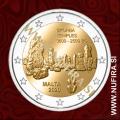 2020 Malta 2 EUR (Ta' Skorba Temples)