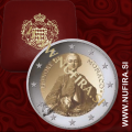 2020 Monako 2 EUR (Prince Honoré III)