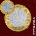 2020 Slovenija 3 EUR (Plebiscit)