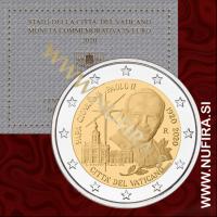 2020 Vatikan 2 EUR (John Paul II)