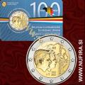 2021 Belgija 2 EUR (Economic Union)