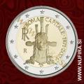 2021 Italija 2 EUR (Rim)