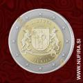 2021 Litva 2 EUR (Dzūkija)