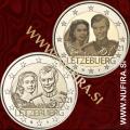 2021 Luksemburg 2x2 EUR (Grand Duke William II)