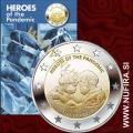 2021 Malta 2 EUR (Heroes of the Pandemic)