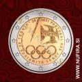 2021 Portugalska 2 EUR (Olympic Games)