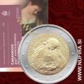 2021 San Marino 2 EUR (Caravaggio)