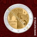 2021 Španija 2 EUR (Toledo)