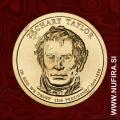 2009 Amerika 12. predsednik Zachary Taylor, 1 USD