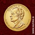 2016 Amerika 37. predsednik Richard M. Nixon, 1 USD