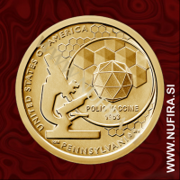 2019 Amerika Izumi 03, Pennsylvania, 1 USD