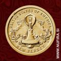 2019 Amerika Izumi 04, New Jersey, 1 USD