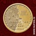 2019 Amerika Izumi 02, Delaware, 1 USD