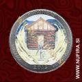 2015 Amerika 26. nacionalni park Homestead (barvni), 0.25 USD