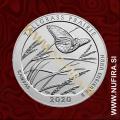 2020 Amerika 55. Tallgrass Prairie 0.25 USD