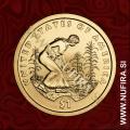 2009 Amerika, Sacagawea, 1 USD