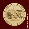 2010 Amerika, Sacagawea, 1 USD