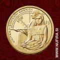 2014 Amerika, Sacagawea, 1 USD