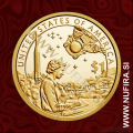 2019 Amerika, Sacagawea, 1 USD