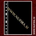 Vmesni listi GRANDE, črni (5x)