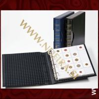 Album GRANDE, CLASSIC, 10 listov (200 kovancev), z ovitkom
