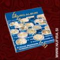 Album NUMIS za 2 EUR spominske kovance (Nemščina)