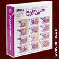 Album za 200x spominske Evro bankovce