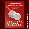 Katalog EURO kovncev in bankovcev 2017