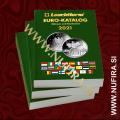 Katalog EURO kovncev in bankovcev 2021