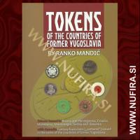 Tokens of the countries of Former Yugoslavia (Angleška)