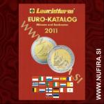 Katalog EURO kovncev in bankovcev (različni letniki)