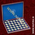 Škatla VOLTERRA de Luxe, za 35x CAPS 26 mm