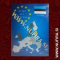 Ovitek za set (1c - 2 EUR) - ESTONIJA