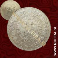 1900 Avstrija, 5 Corona
