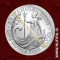 2008 Anglija, Britannia, 2 GBP, 1oz